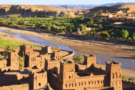 Visita a Kasbah