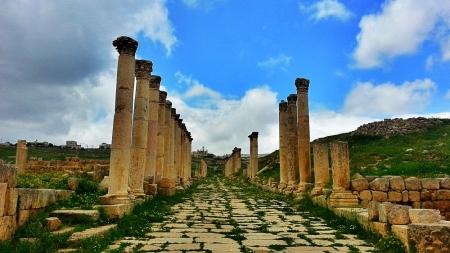 Os encantos da Jordânia
