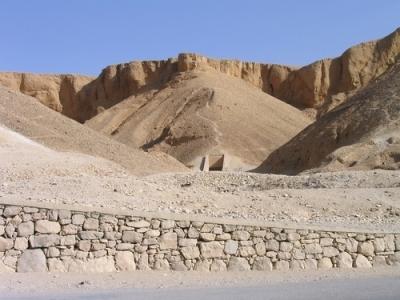 Valle de los reyes, Luxor