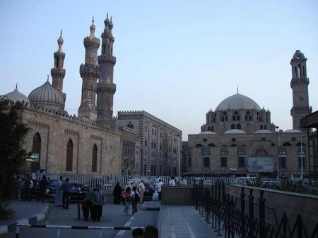 Al-Azhar Mosque, Old Cairo