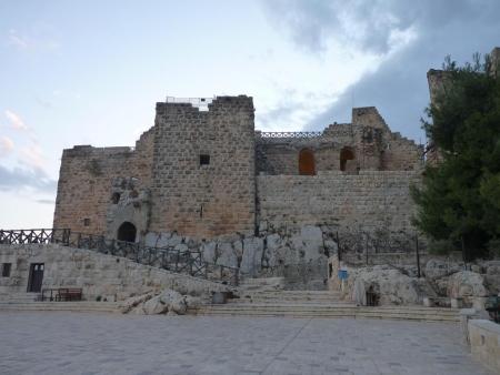 Ajloun Castle in Jordan