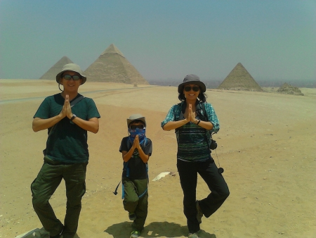 Funny Moments at the Pyramids