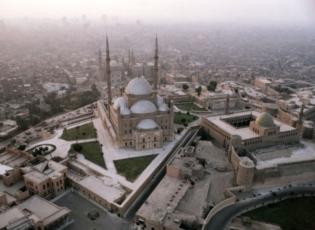 Salah El Din Citadel Panorama