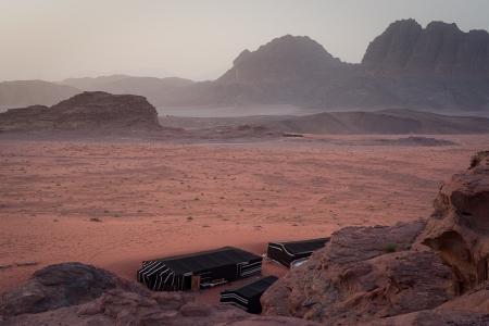 Deserto di Wadi Rum
