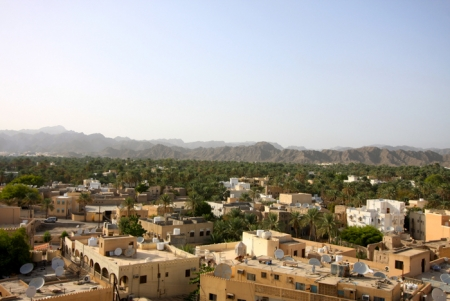 City Of Nizwa