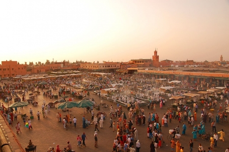 Pacote Marrakech Sahara Tour