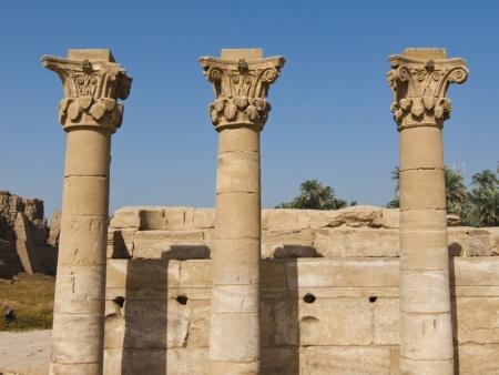 Dendara Temple, Qena Egypt