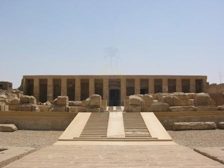 El Templo de Abydos, Sohag