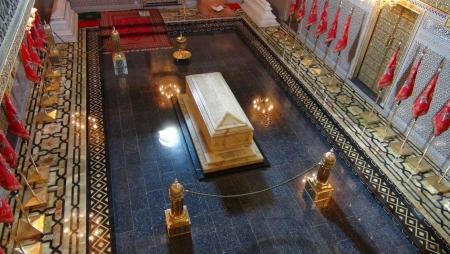 Mausoleo di Mohammed V, Rabat