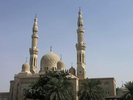 Grand Moschee in Dubai