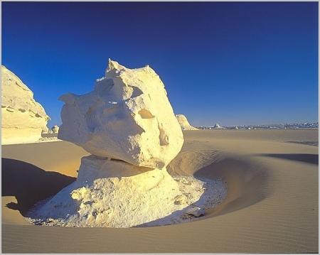 Die Wieße Wüste