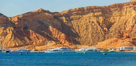 Tour dai porti egiziani