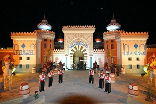 Alf Leila Wa Leila Show, Hurghada