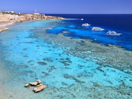 Spiaggia di Sharm El Sheikh