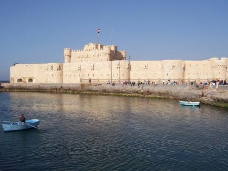 Forte di Qaitbay, Alessandria