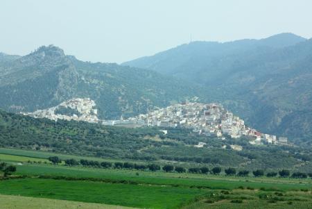 Vista della Città di Fes