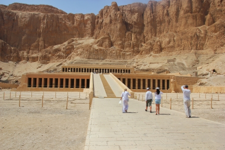 Hatshepsut Temple in Luxor