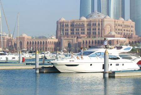 Porti di Abu Dhabi