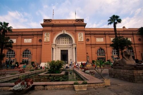 ao Museo Egípcio