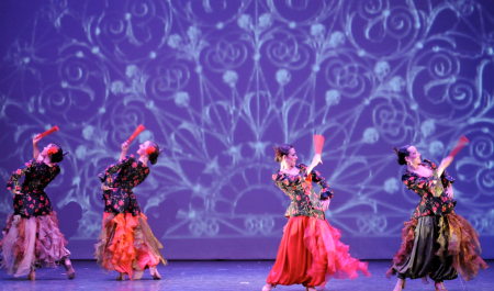 Cairo Opera House Dancing Show (Al-Andalus)