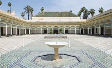 Día 4 : El Palacio de la Bahia.