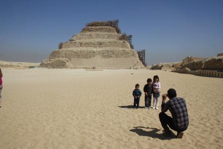 Escursione Piramidi e Saqqara