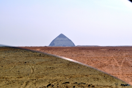 The Bent Pyramid at Dahshure