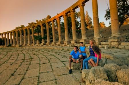 The Roman Jerash