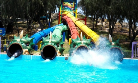 Parco Acquatico di Dreamland, Umm Al Quwain