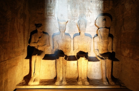 Sun Alignment Phenomenon at Abu Simbel