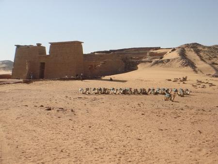 Nubian MonumentsWadi El-Seboa Temple