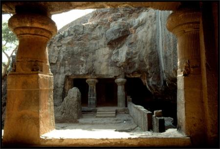 Cueva de Elefanta, Bombay