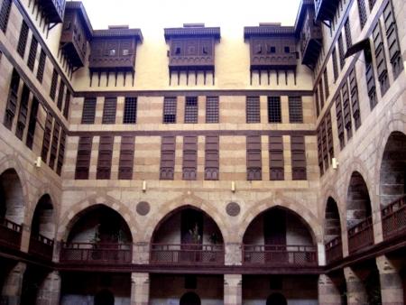 Wekalet El Ghory in Al-Muizz St.