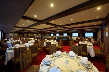 MS Presidential Nile Cruise Restaurant