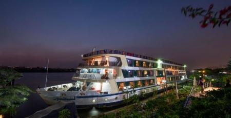 MS Amwaj Livingstone Nile Cruise
