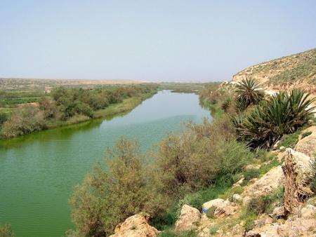 El río de Souss-Massa.