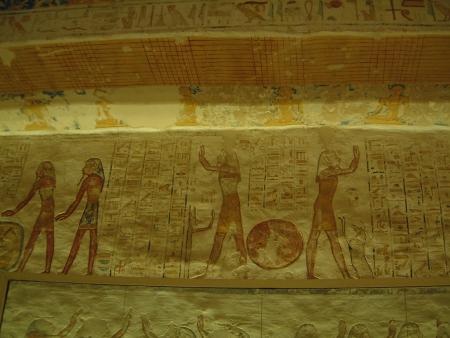Ramses IX | Ancient Egypt | Sightseeing