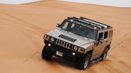 Dubai Luxury Hummer Desert Safari