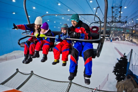 Parco di Ski Dubai