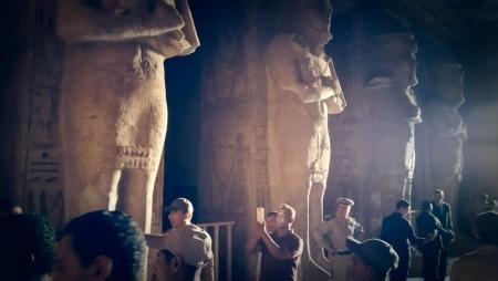 Memories at Abu Simbel Sun Festival