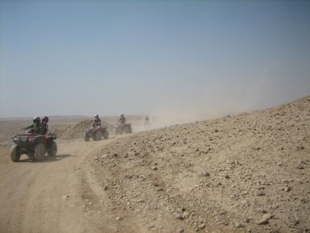 Quad Bike Safari Tour in Luxor