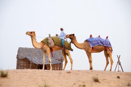 Deserto em Dubai