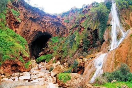 Il Ponte Naturale di Iminifri, Marocco