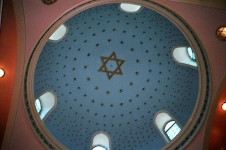 Ashkenazi Synagogue Blue Dome, Istanbu