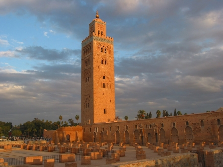 Marrocos e Jordânia