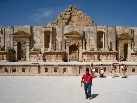 Ruínas Romanas, Jordânia