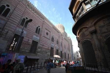Mosquée Mu'ayyad et Bab Zuweila
