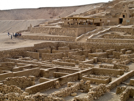 Deir Al Medinah (Workers' Village)