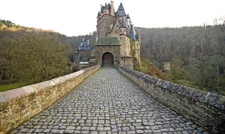 Visit to Castle Eltz