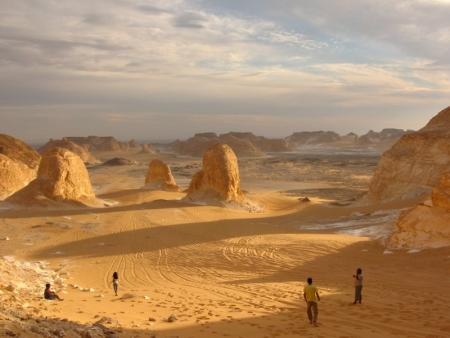 Valle di Agabat, Oasi Farafra